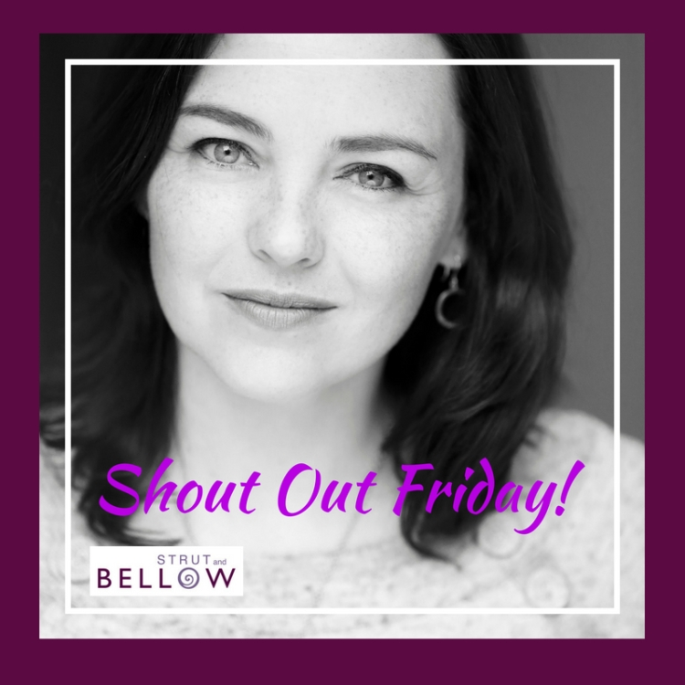 Strut and BellowShout Out Friday (1)